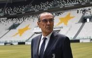HLV Sarri phủ nhận việc Juventus đặt nặng C1 hơn Serie A