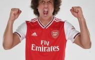 'David Luiz chưa chắc đã mang lại được điều đó cho Arsenal'