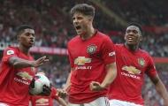 Sao Man Utd được khen: 'Mọi tiền vệ cánh nên làm điều đó như cậu ấy'