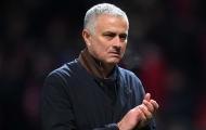 'Mourinho là HLV xuất sắc nhất trong cả sự nghiệp của tôi'