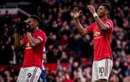 Mặc Martial - Rashford thăng hoa, Man Utd vẫn theo dõi sát 3 tiền đạo