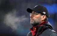 Jurgen Klopp từng lo sợ bị Liverpool sa thải