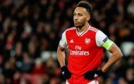 'Arsenal có 3 cầu thủ tiềm năng thay thế Aubameyang'