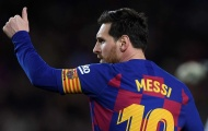 'Tôi biết Messi có cơ hội rời Barcelona....'