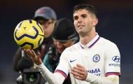 Pulisic bị 'bơ đẹp' khi vừa gia nhập Chelsea