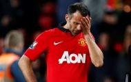 'Ryan Giggs được đánh giá quá cao ở Man Utd'
