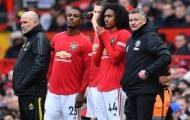 Xác định 3 trận đầu tiên của Man Utd khi Premier League trở lại