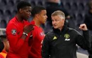 'Man Utd có cơ hội lớn đoạt vé dự Champions League'