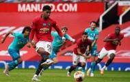Vì sao Rashford thay Fernandes thực hiện penalty?