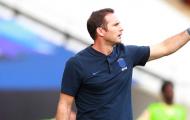 Lampard chỉ trích học trò sau thất bại trước Arsenal