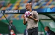 Pep Guardiola định đoạt tương lai ở Man City