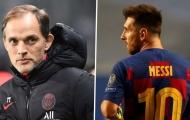 Thua Bayern, HLV PSG tuyên bố: 'Messi được chào đón tới đây'