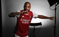 HLV Arteta chốt tương lai Alexandre Lacazette tại Arsenal