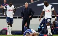 Tottenham ngã ngựa, Jose Mourinho lập 'kỷ lục' tệ hại chưa từng có