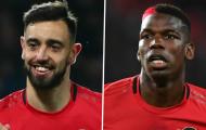 'Cái tên đó đã nâng tầm Paul Pogba tại Man Utd'