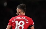 Bruno Fernandes không muốn tranh giành 1 điều ở Man Utd