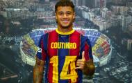 Hình ảnh mới nhất cho thấy, tương lai Philippe Coutinho coi như được định đoạt