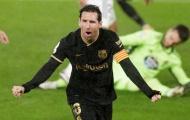 Man City đẩy đi chân sút số 1 để dọn đường đón Lionel Messi