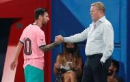 Koeman: 'Barcelona không phải ƯCV vô địch Champions League'
