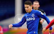 XONG! Everton đón nhận cú sốc mang tên James Rodriguez