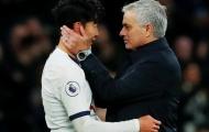HLV Jose Mourinho xác nhận tương lai Son Heung-min