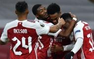 Willian xuất hiện, Arsenal ra sân với đội hình nào để đánh sập OTF?