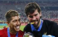 SỐC! Liverpool nguy cơ mất luôn cả Alisson và Firmino