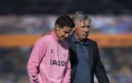 'James Rodriguez đã tuyệt vọng ở Real Madrid'