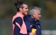 'Jose Mourinho đã làm điều đó với Gareth Bale tại Tottenham'