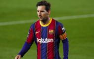 Vì 2 lý do quá rõ, Man City chấm dứt vụ Lionel Messi