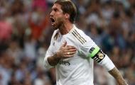 Phòng thay đồ PSG dậy sóng vì Sergio Ramos