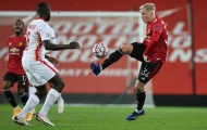 XONG! Chưa đá, M.U đã nhận cú hích cực lớn trước trận sinh tử với RB Leipzig