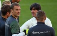 Low lý giải về quyết định chọn Neuer