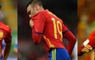 Tây Ban Nha vẫn chưa xác định được tiền đạo cắm
