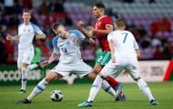 Giao hữu tiền World Cup 2018: Slovakia 1-2 Morocco