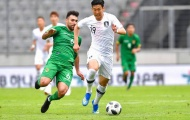 Giao hữu tiền World Cup 2018: Hàn Quốc 0-0 Bolovia