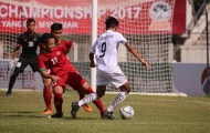 18h30 ngày 17/09, U18 Thái Lan vs U18 Malaysia: Chào tân vương