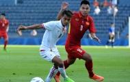 Hiểm họa nơi hàng phòng ngự U23 Việt Nam