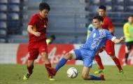 U23 Việt Nam và thành tích đáng quên trong năm 2017