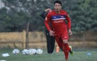 HLV Park Hang-seo vá hàng thủ, trao niềm tin với Bùi Tiến Dũng
