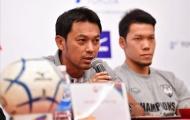 HLV Muangthong United FC đánh giá cao S.Khánh Hòa trước cuộc đối đầu