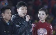 Xuân Trường phát biểu xúc động tại Gala vinh danh U23 Việt Nam