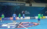 Futsal Uzbekistan chuẩn bị những gì trước trận gặp Việt Nam?