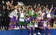 CLB xuất sắc nhất 2017>> Real Madrid: Tiên phong của lịch sử