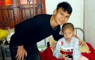 Hậu vệ U23 Việt Nam quyên góp 330 triệu đồng làm từ thiện