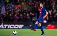 Busquets và 10 cầu thủ bị đánh giá không đúng khả năng tại Barca