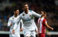 Ronaldo lập poker, Real giành chiến thắng 6-3 trước Girona