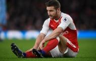 'Arsenal đang trải qua một mùa giải đáng thất vọng'