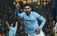 TIẾT LỘ: Lý do khó tin khiến Gundogan không gia nhập Barca