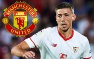 Nâng cấp hàng thủ, MU chi 18 triệu bảng mua sao Sevilla